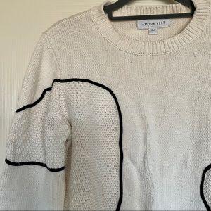 Amour Vert sweater